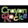 Κηρομπογιές Crayon Rocks 8τεμ.