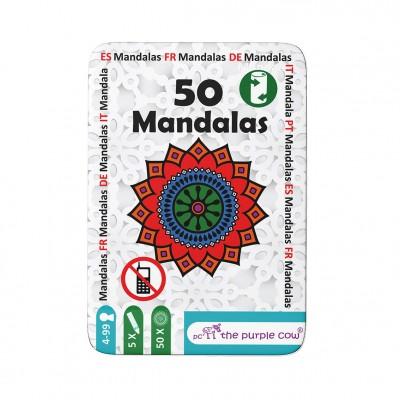 Κάρτες Δραστηριοτήτων Mandalas