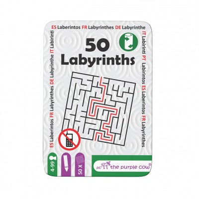 Κάρτες Δραστηριοτήτων Labyrinths
