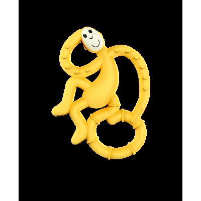 Μασητικό Mini Monkey Yellow