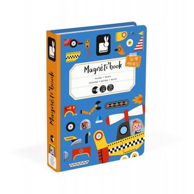 Μαγνητικό Βιβλίο Οχήματα