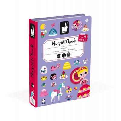 Μαγνητικό Βιβλίο Πριγκίπισσες