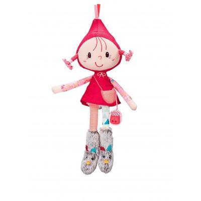 Κούκλα Μίνι Κοκκινοσκουφίτσα