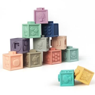 Βρεφικοί Κύβοι 3D