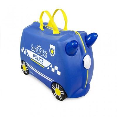 Βαλίτσα Trunki Percy The Police Car