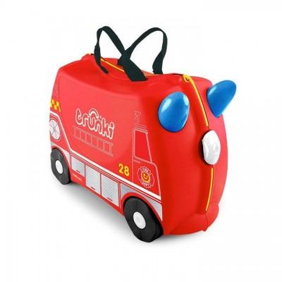 Βαλίτσα Trunki Frank The Fire Engine