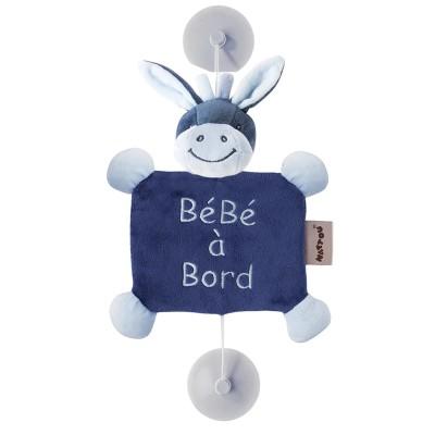 Baby On Board Λούτρινο Γαϊδουράκι