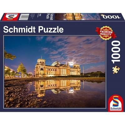 Παζλ Reichstag, Berlin 1000κομ.