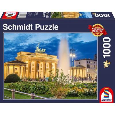 Παζλ Brandenburg Gate, Berlin 1000κομ.