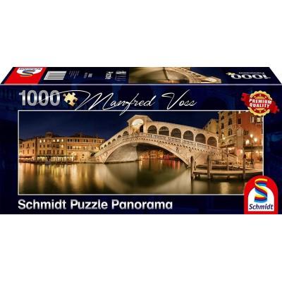 Παζλ Rialto Bridge, Venice 1000κομ.