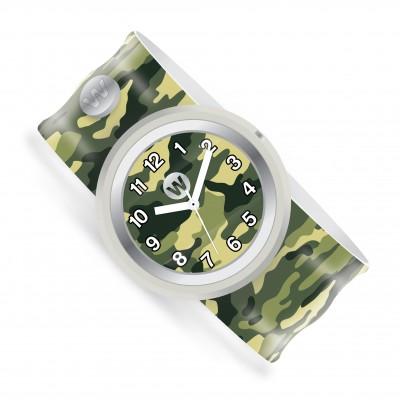 Ρολόι Slap Army Camo