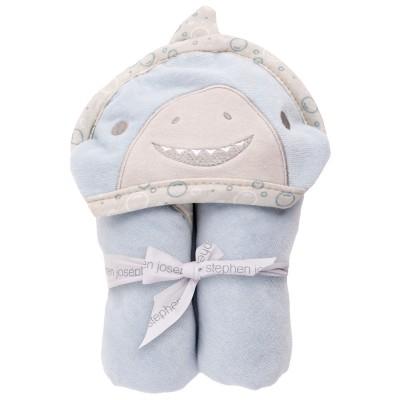 Βρεφική Πετσέτα Μπάνιου Shark
