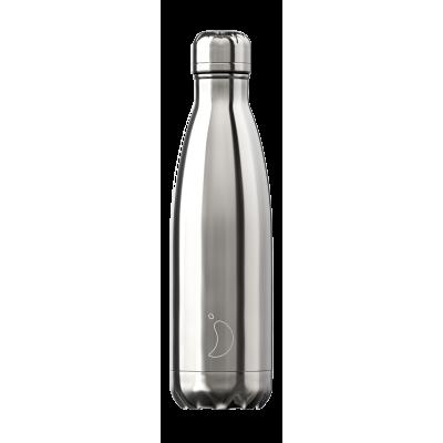 Θερμός Chrome Silver 500ml