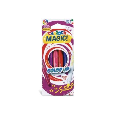 Μαρκαδόροι Magic Color Up 6τεμ.