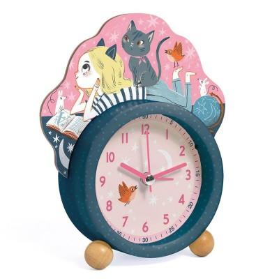 Ρολόι Ξυπνητήρι Little Cat