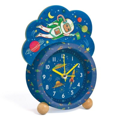 Ρολόι Ξυπνητήρι Space