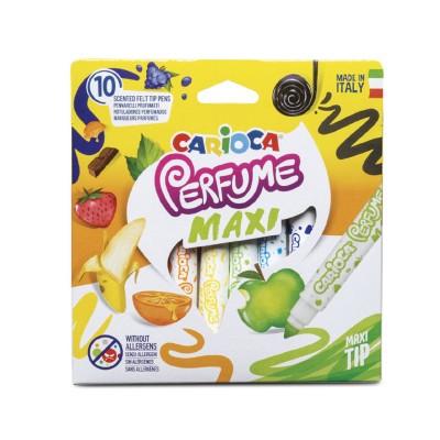Μαρκαδόροι Perfume Maxi 10τεμ.