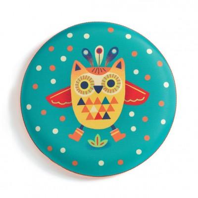Frisbee Owl
