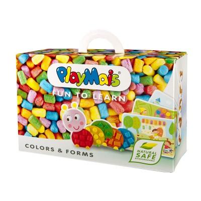 Playmais Classic Colors & Forms