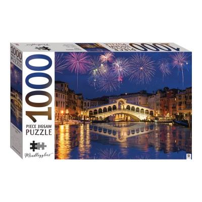 Παζλ Rialto Bridge, Venice, Italy 1000κομ.