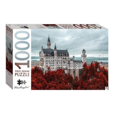 Παζλ Nueschwanstein Castle, Germany 1000κομ.