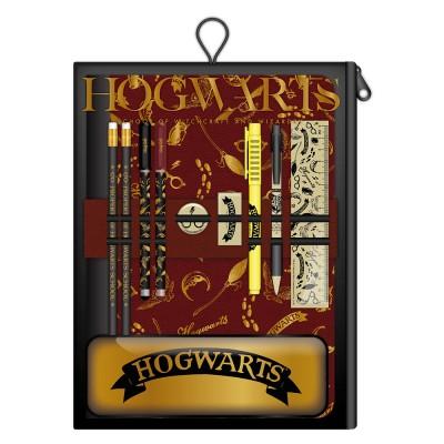 Harry Potter Bumper Stationery Wallet Black