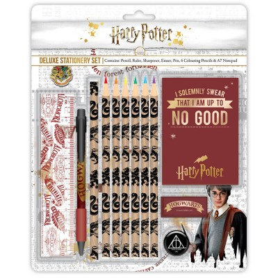 Harry Potter Deluxe Stationery Set