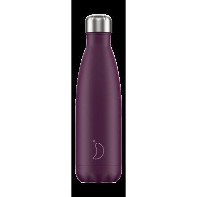 Θερμός Purple Matte 500ml