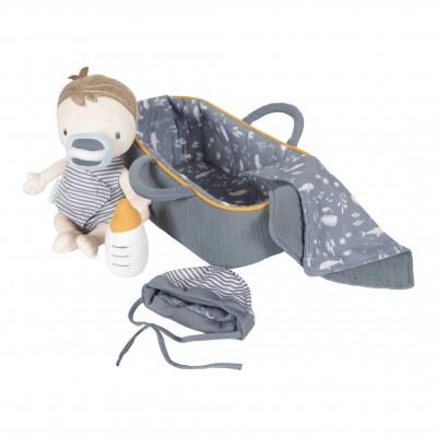 Κούκλα Jim Μωρό Σε Καλαθούνα