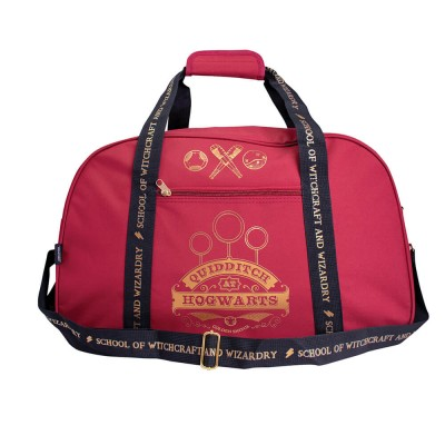 Harry Potter Kit Bag Burgundy