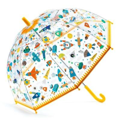 Ομπρέλα Διάφανη Διάστημα