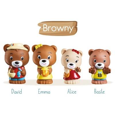 Klorofil Οικογένεια Browny