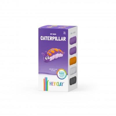 Πηλός Hey Clay Caterpillar