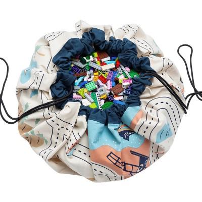Χαλάκι Παιχνιδιού & Τσάντα 2 σε 1 L.A.Roadmap