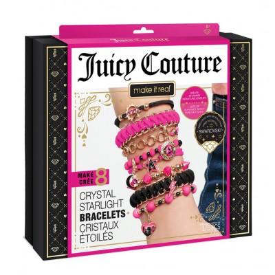 Κατασκευή Κοσμήματα Juicy Couture Crystal Starlight With Swarovski