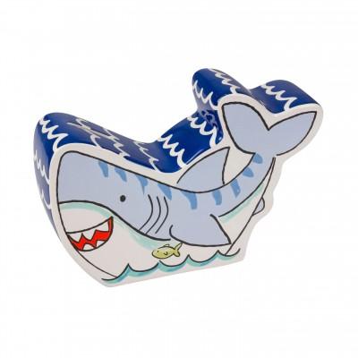 Κεραμικός Κουμπαράς Καρχαρίας
