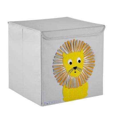 Κουτί Αποθήκευσης Λιοντάρι