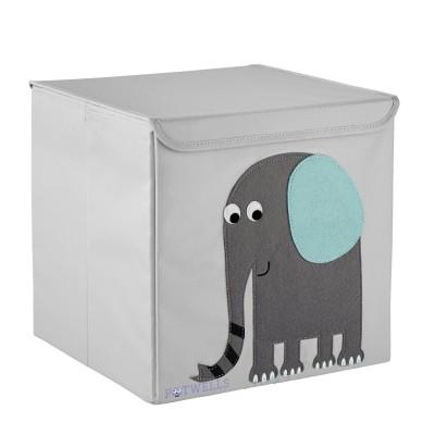 Κουτί Αποθήκευσης Ελέφαντας