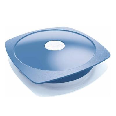 Δοχείο-Πιάτο Φαγητού Concept Μπλε 900ml