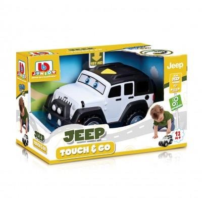 Bburago Junior Jeep Touch & Go