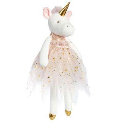 Κουκλάκι Αγκαλιάς Unicorn 40εκ.