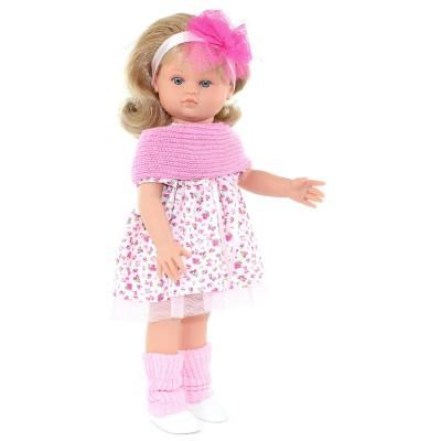 Κούκλα Nani With Pink Scarf