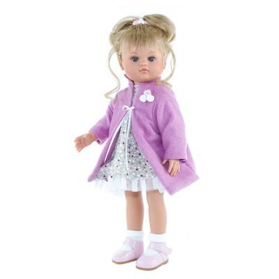 Κούκλα Nani With Pink Coat