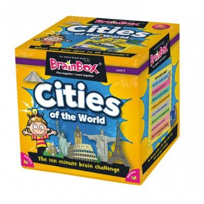 Brainbox - Cities Of The World