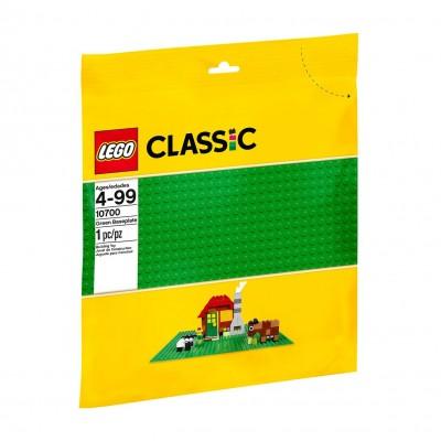 Baseplate Green 10700