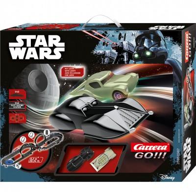Carrera Slot 1:43 Go!!! Star Wars