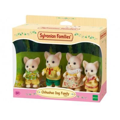 Chihuahua Dog Family