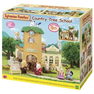Country Tree School Sylvanian Families
