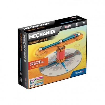 Set Mechanics Magnetic Motion