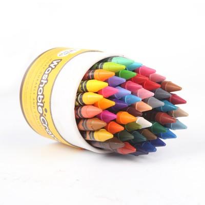 Κηρομπογιές Washable Crayon 48τεμ.